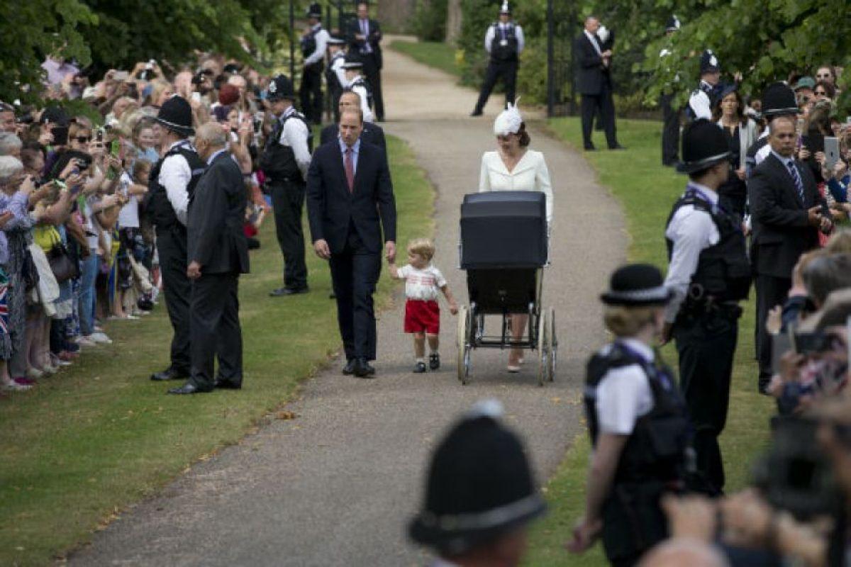 William y Kate Middleton. Foto:Getty Images. Imagen Por: