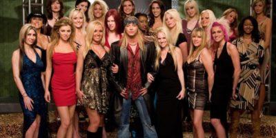 """Pero mucha más gente lo conoció por el reality """"Rock of Love"""". Foto:vía VH1. Imagen Por:"""