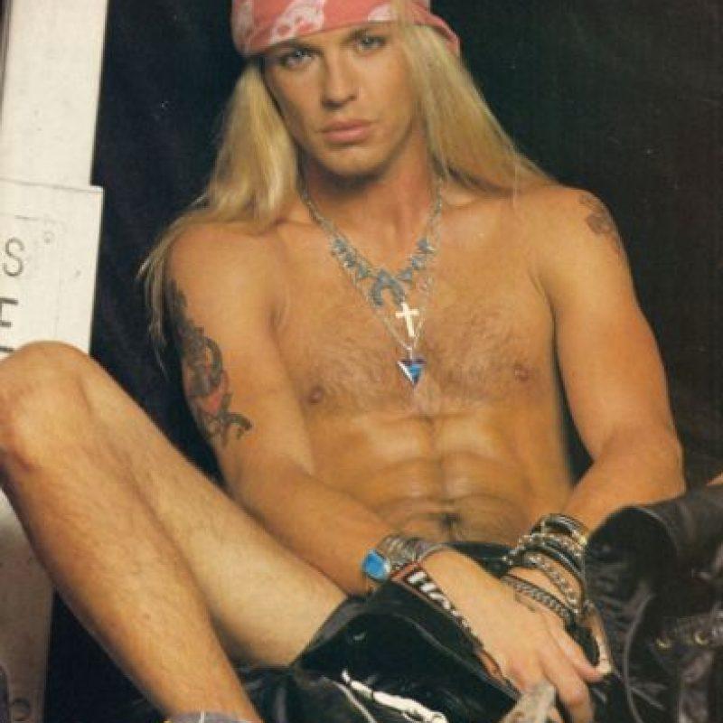 Y por ser novio de Pamela Anderson. Foto:vía Coveralia. Imagen Por: