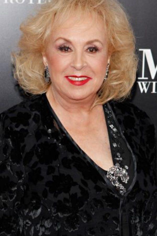 """Doris May Roberts fue conocida por interpretar el papel de Marie Barone en """"Everybody Loves Raymond"""" Foto:Getty Images. Imagen Por:"""