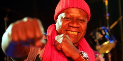 Colaboró con artistas como Peter Gabriel, Manu Dibango, Stevie Wonder, entre otros. Foto:Getty Images. Imagen Por: