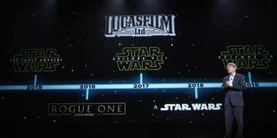 """Episodio VIII será la segunda película de la tercera trilogía de """"Star Wars"""" Foto:Getty Images. Imagen Por:"""