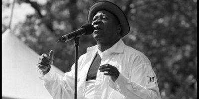 Fue uno de los músicos y cantantes más populares de África. Foto:Getty Images. Imagen Por:
