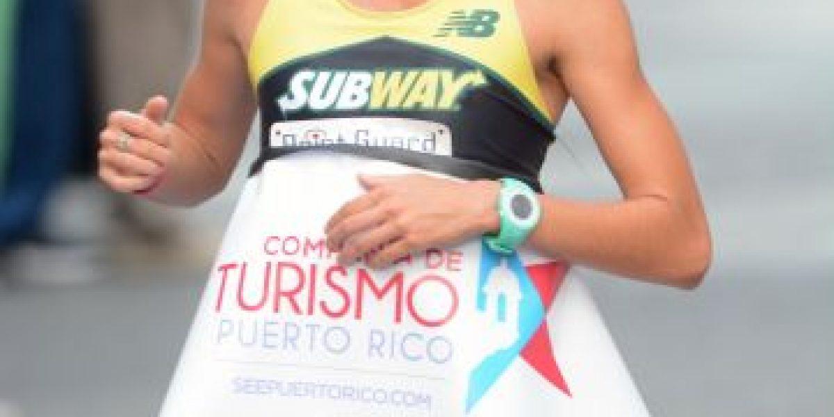 Beverly Ramos vuelve a colocar el nombre de Puerto Rico en alto