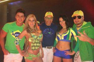 Son originarios de Brasil. Foto:Facebook.com/AxeBahiaOficial. Imagen Por: