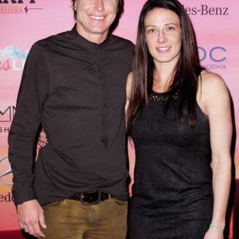 Abby Wambach y Sara Foto:Getty Images. Imagen Por: