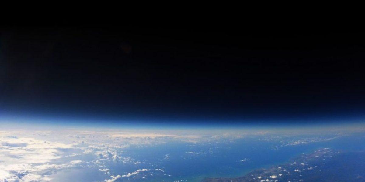 Celulares capturan imagen de Puerto Rico desde el espacio