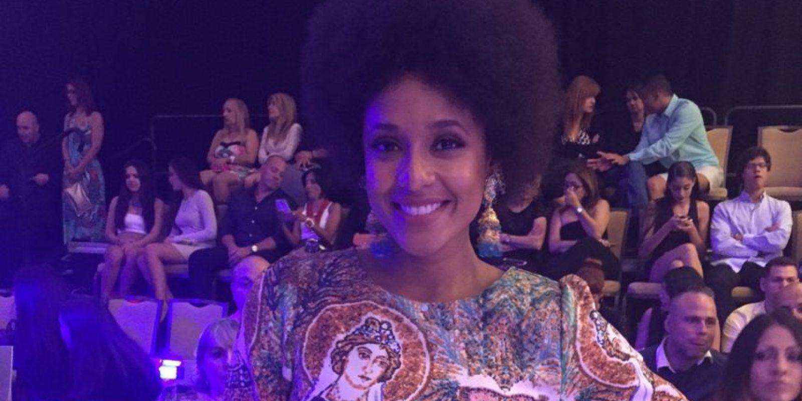 La actriz puertorriqueña, Jeimy Osorio, participó del evento San Juan Moda 2016. Foto:Metro. Imagen Por:
