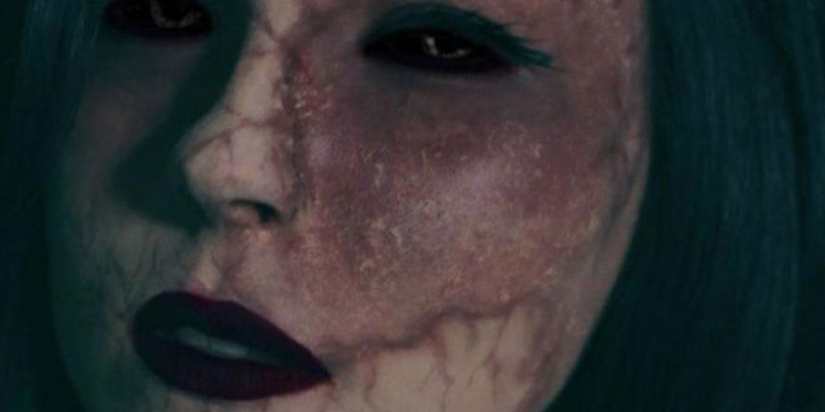 Actriz impacta al mostrar marcas en el rostro