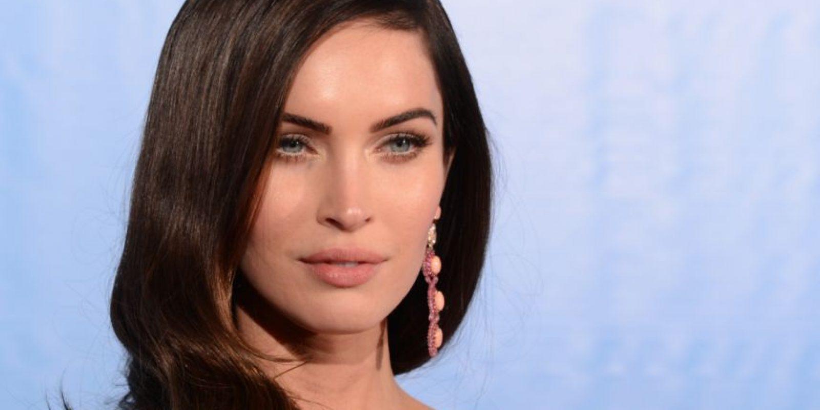 """Megan Fox fue considerada un """"sex symbol"""" la década pasada. Foto:vía Getty Images. Imagen Por:"""