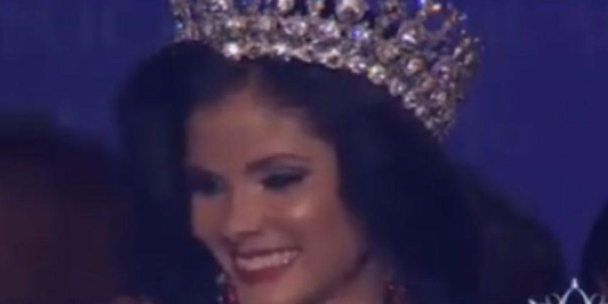 Sal García gana Miss R.D. Universo 2016