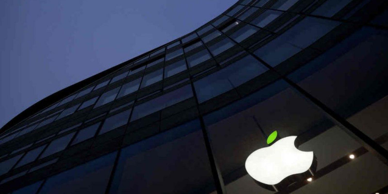 """Estas son las oficinas centrales de Apple, denominadas como """"cuarteles generales"""". Foto:Getty Images. Imagen Por:"""