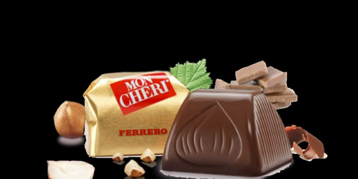 "Ferrero hace feliz a una ""Mom Chéri"""