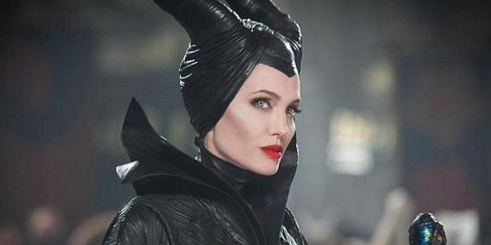 Angelina Jolie protagonizó la primera parte Foto:Disney. Imagen Por: