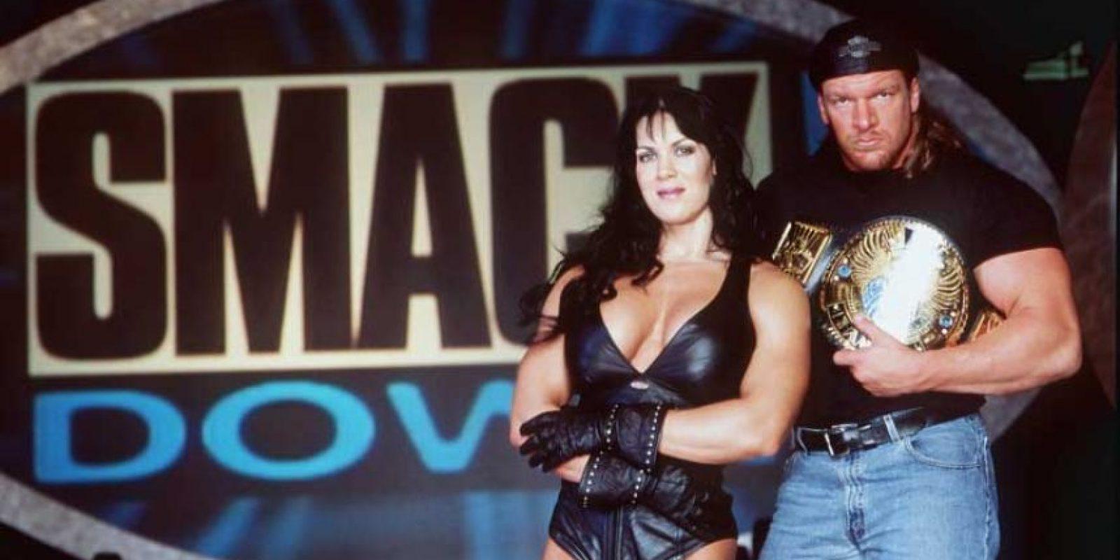 Su nombre real era Joan Marie Laurer. Foto:WWE. Imagen Por: