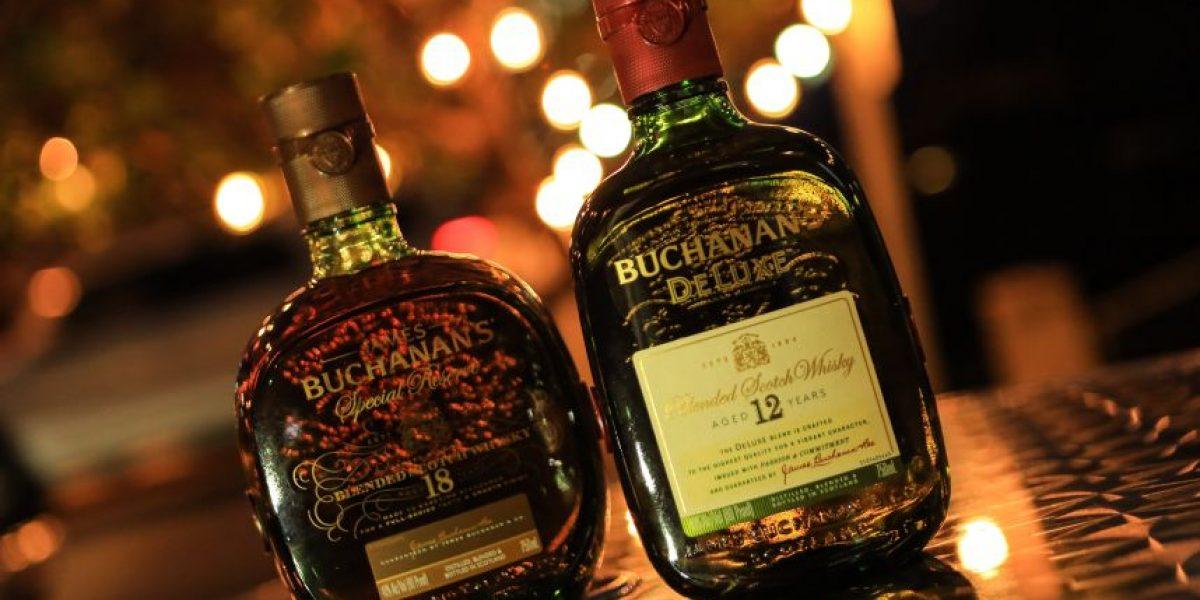 Buchanan's y Bryan Ortiz promueven la tradición de compartir