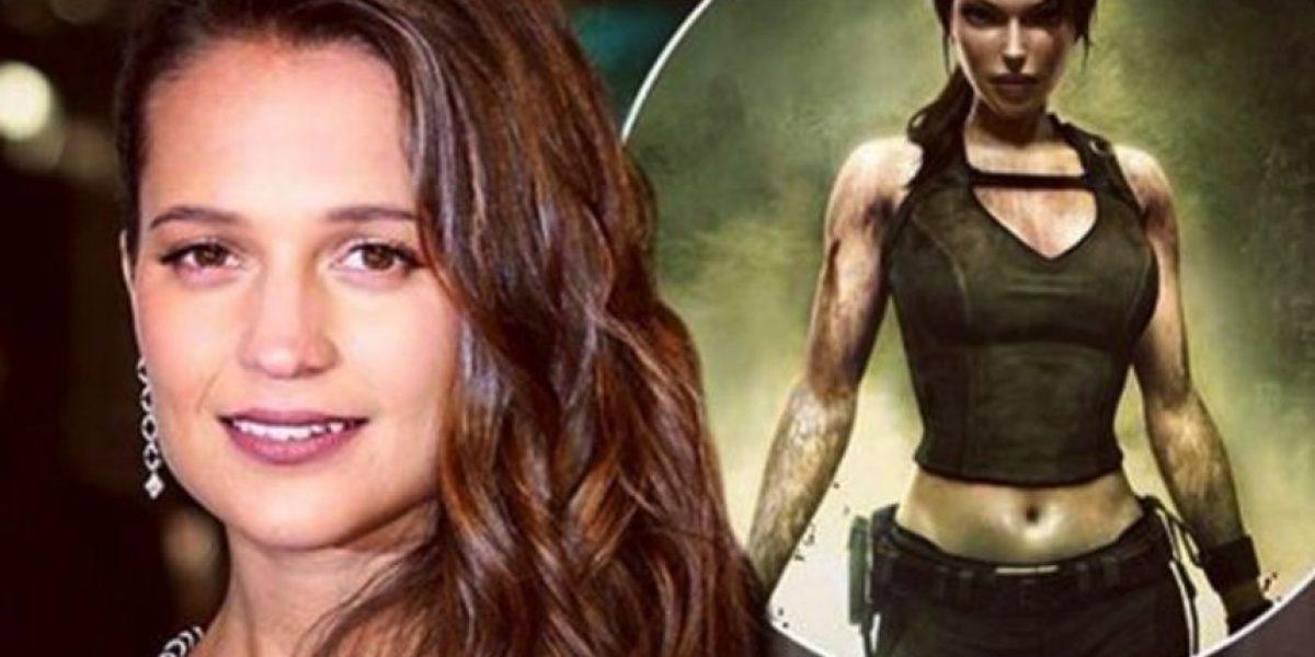 Angelina Jolie será reemplazada por Alicia Vikander en