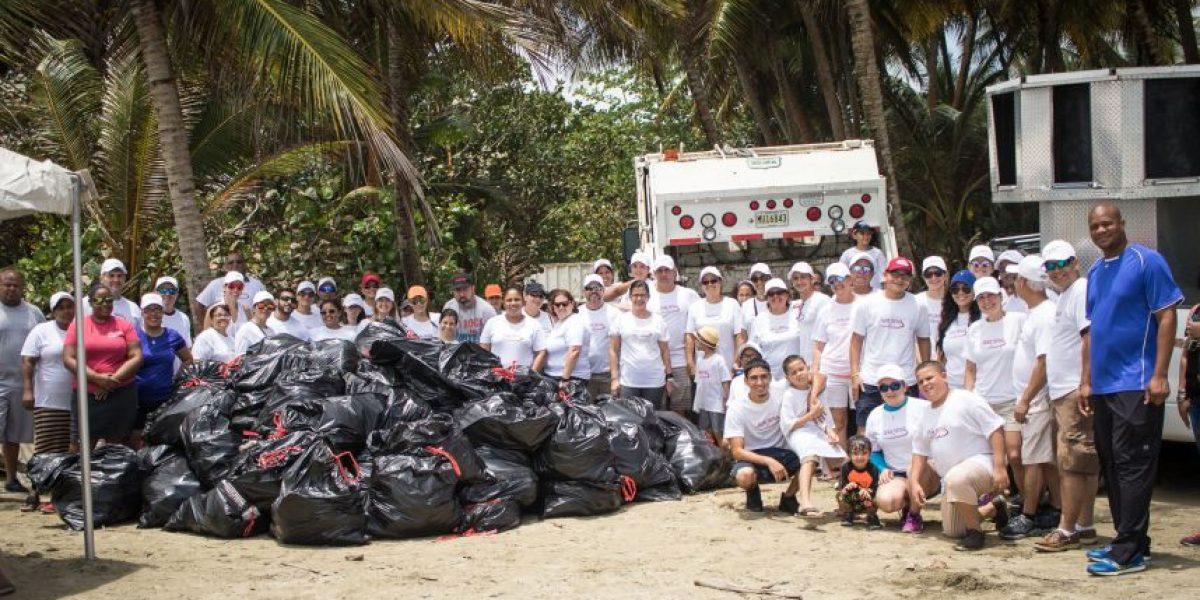 Impactantes resultados del Segundo Día Internacional de Limpieza de Playas OGX