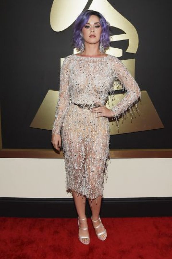 Katy Perry Foto: Getty Images. Imagen Por:
