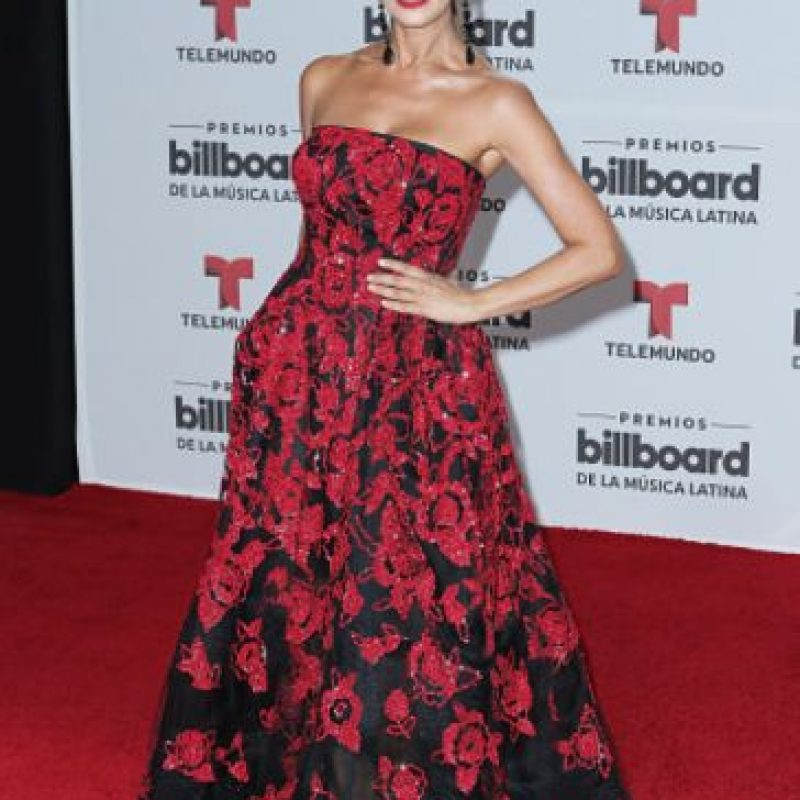 Catherine Siachoque, exquisita. Foto: vía Getty Images. Imagen Por: