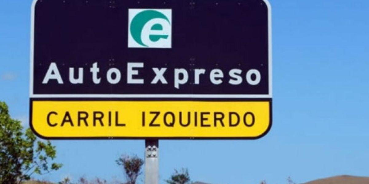 Reclaman que se restablezca sistema de alertas de AutoExpreso