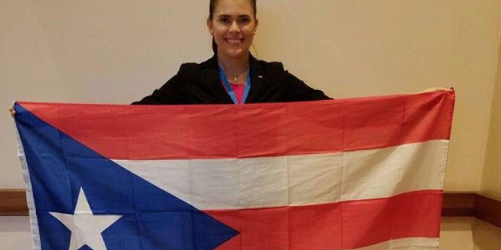 Valerie Madera Garcia, la representante de Puerto Rico. Foto:Suministrada. Imagen Por: