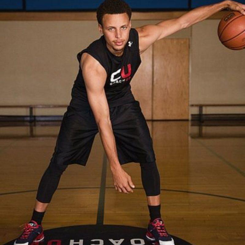 Las mejores imágenes de las redes sociales de Stephen Curry Foto:Vía instagram.com/stephencurry30. Imagen Por: