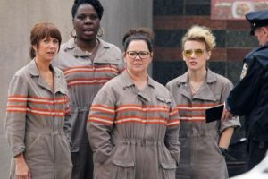 Kristen Wiig, Melissa McCarthy, Kate McKinnon y Leslie Jones Foto:Sony. Imagen Por:
