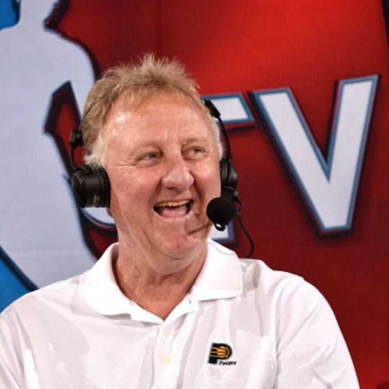Fue un gran ejecutivo en la NBA y ahora es comentarista televisivo. Foto:vía Getty Images. Imagen Por: