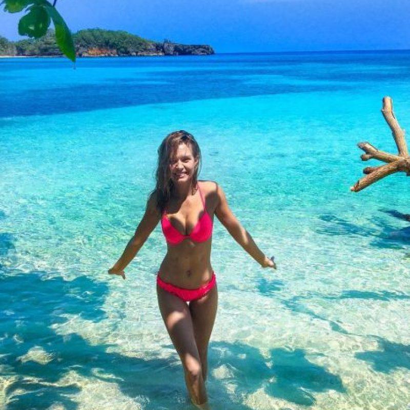 Las mejores imágenes de las redes sociales de la modelo Josephine Skriver Foto:Vía instagram.com/josephineskriver. Imagen Por: