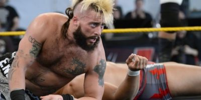 Enzo Amore sufió una fuerte lesión en Payback Foto:Vía instagram.com/wweaallday21. Imagen Por: