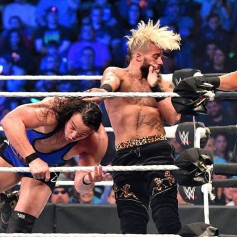 Su nombre real es Eric Arndt Foto:WWE. Imagen Por: