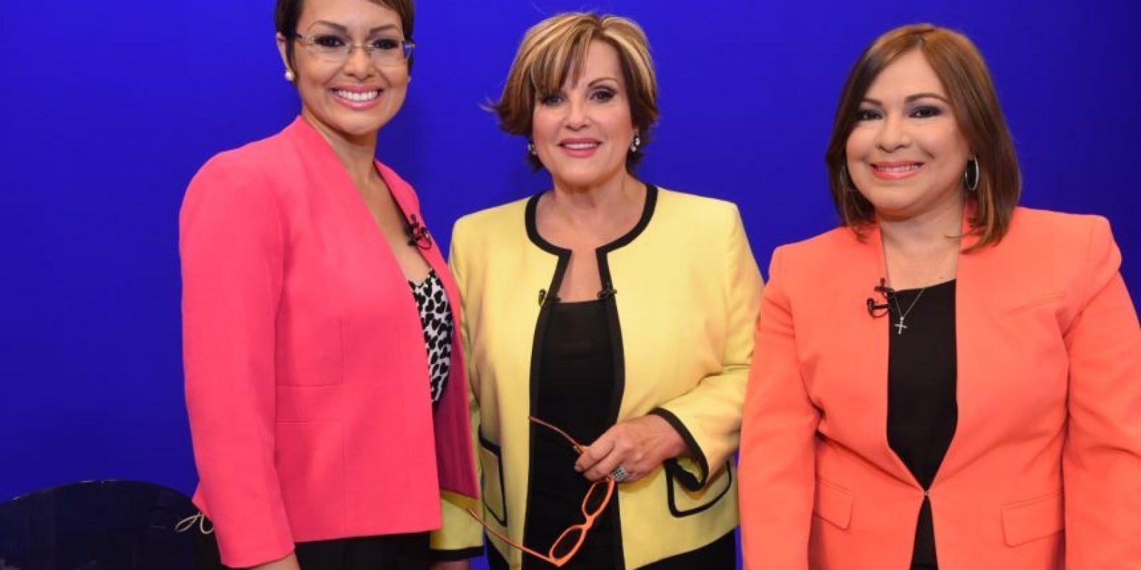 Mardelis Jusino, Carmen Jovet y Aiola Virella moderarán el debate. Foto:Dennis A. Jones/ Metro P.R.. Imagen Por: