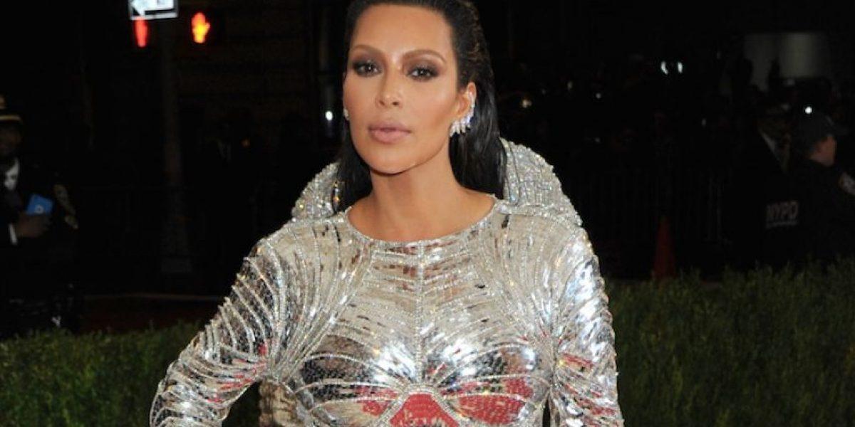 Kim Kardashian presume su dieta extrema
