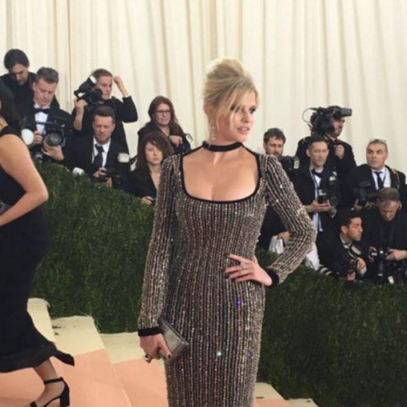 Lara Stone, como Brigitte Bardot. ¿Y la tecnología? vía Getty Images. Imagen Por: