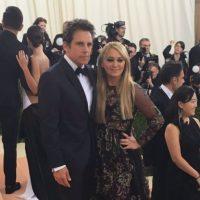 Ben Stiller y esposa. Y nada que ver con el tema. Foto:vía Getty Images. Imagen Por: