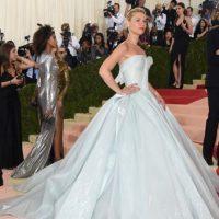 Parece un vestido normal. Foto:vía Getty Images. Imagen Por: