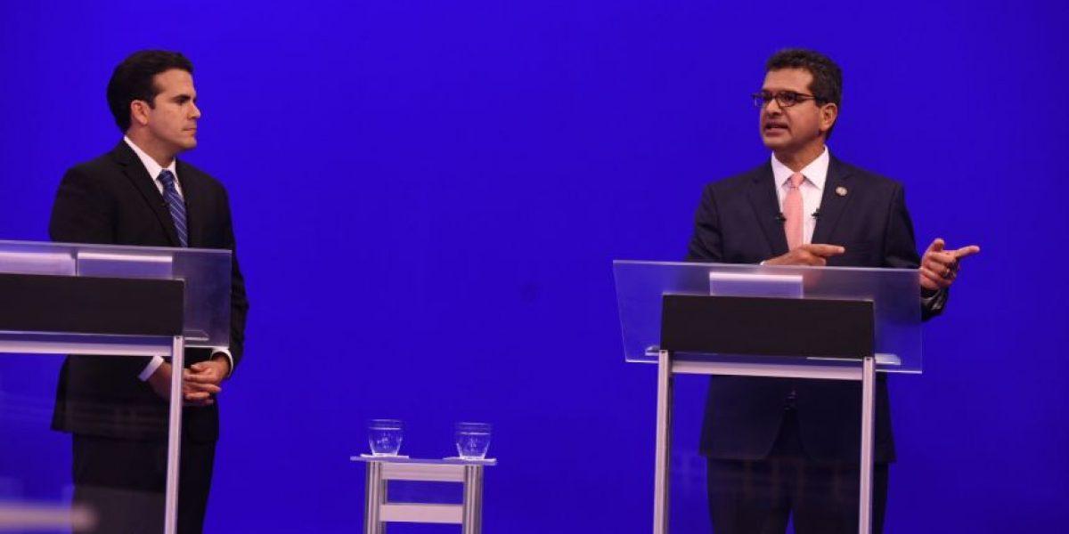 Revive el #DebateReal entre Pierluisi vs Rosselló