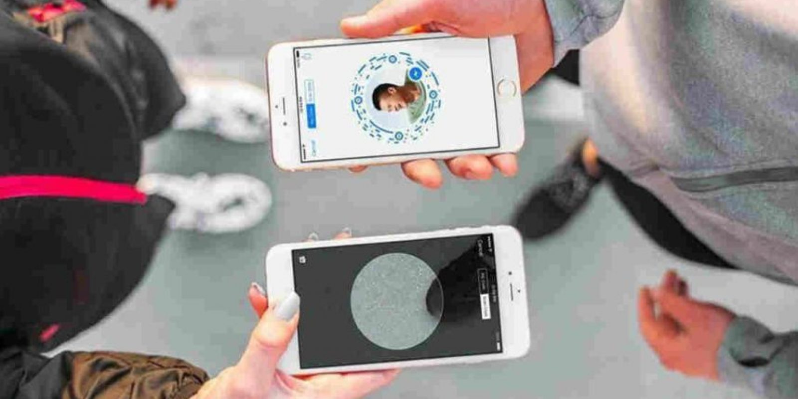Messenger es una aplicación oficial de Facebook. Foto:Messenger. Imagen Por: