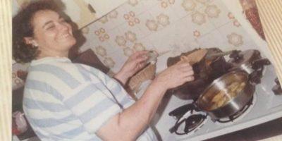 Ethel M. Ramírez (Q.D.E.P. 2010), madre de chef Miguel Campis. Imagen Por: