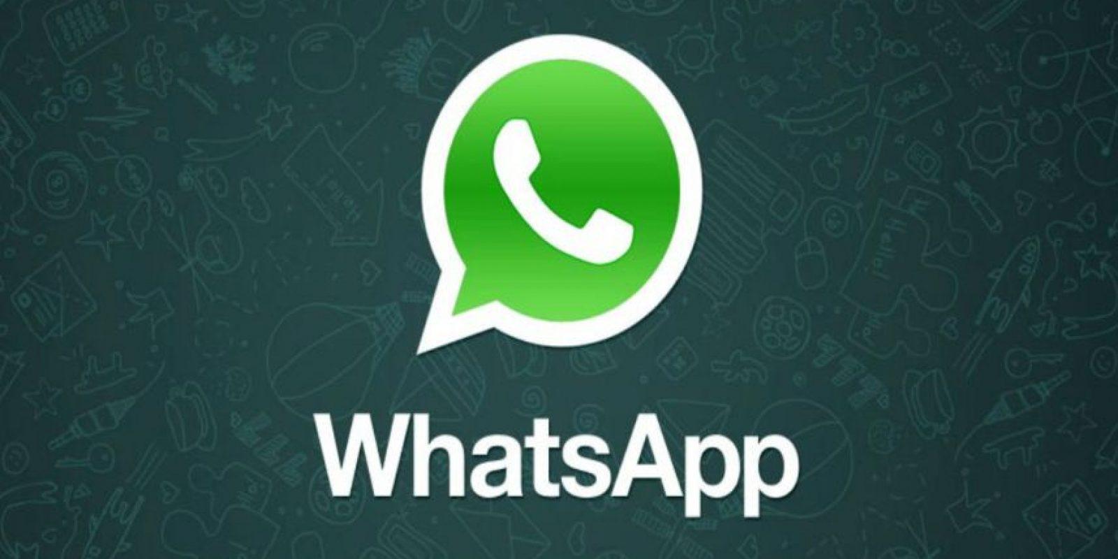 Recientemente WhatsApp anunció el encriptado end-to-end. Foto:WhatsApp. Imagen Por: