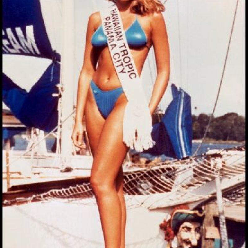 … se puede ver esta foto de Marla Maples, exesposa de Trump Foto:Twitter.com/realDonaldTrump. Imagen Por: