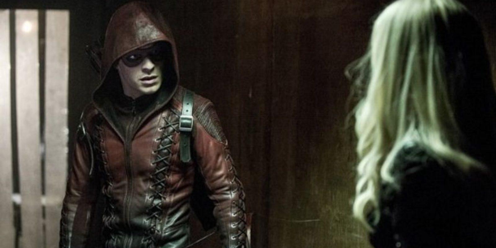 """Protagonista de la serie """"Arrow"""" Foto:Vía imbd. Imagen Por:"""