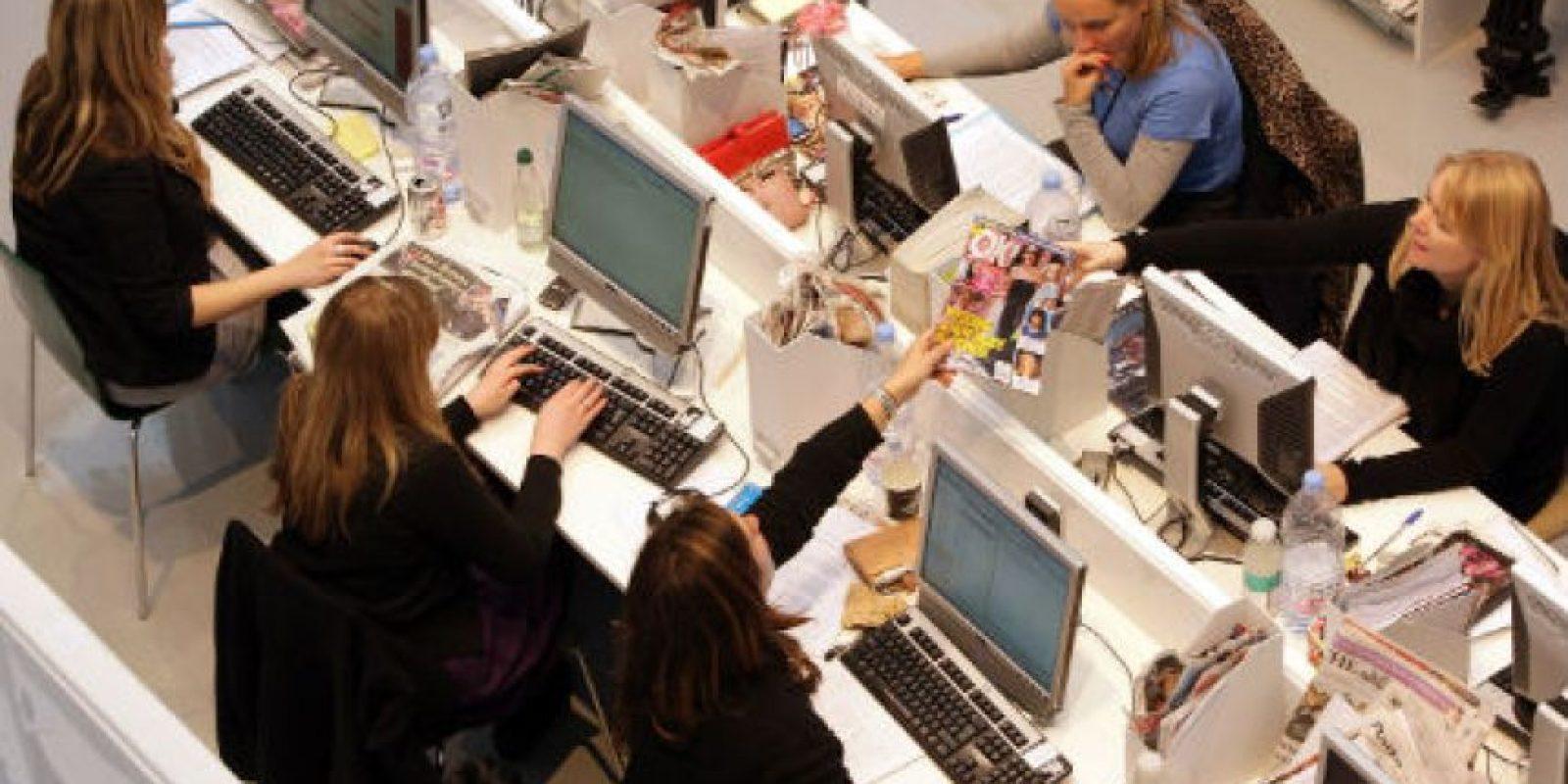 3. Navegar en Internet y llenar todo de virus. En algunas empresas esto está penalizado. Foto:Getty Images. Imagen Por: