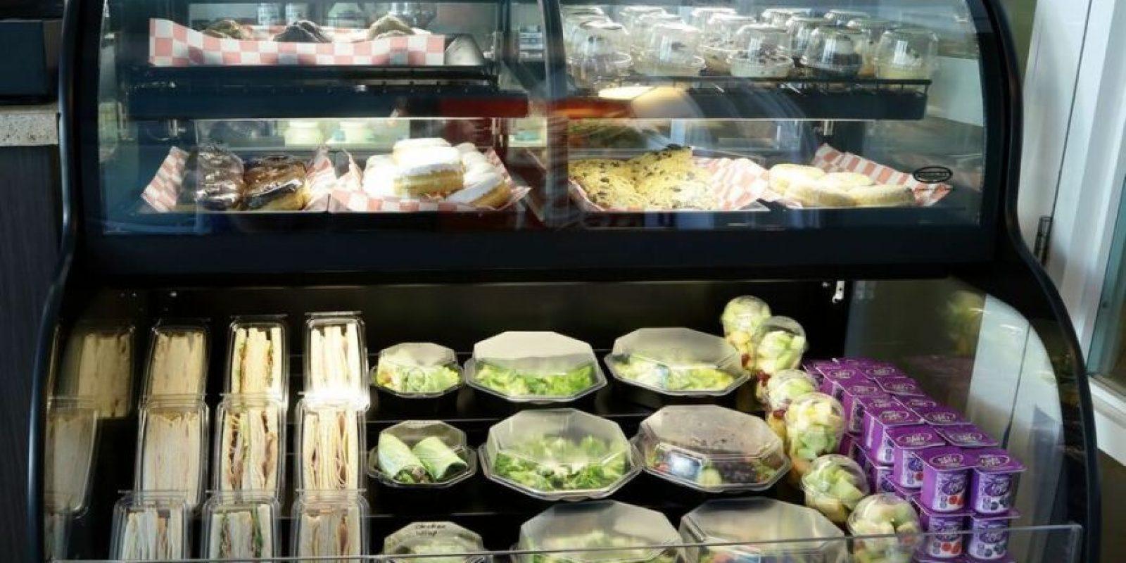 """En el nuevo E'terie sirven un nuevo concepto de comida ligera tipo """"grab and go"""".. Imagen Por:"""