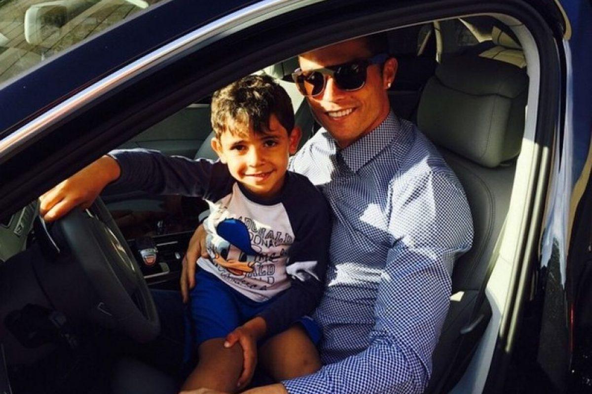 Cristiano Ronaldo Foto:Vía instagram.com/cristiano/. Imagen Por: