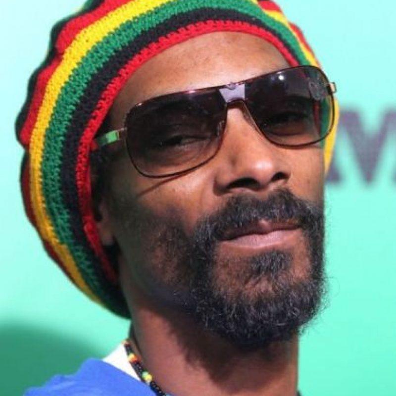 Snoop Dogg. Foto:Getty Images. Imagen Por: