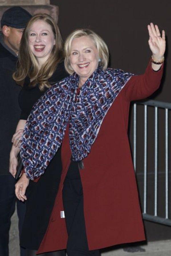 Hillary Clinton Foto:Getty Images. Imagen Por: