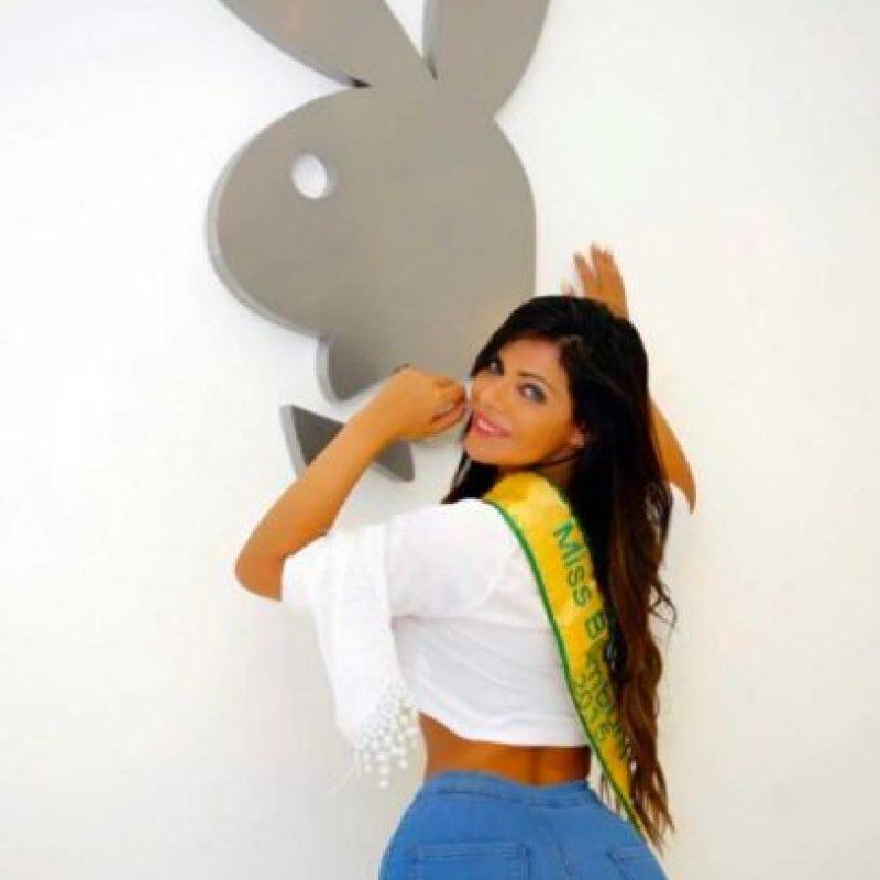 En el que representó al estado de Sao Paulo. Foto:Vía twitter.com/suzycortezoficial. Imagen Por: