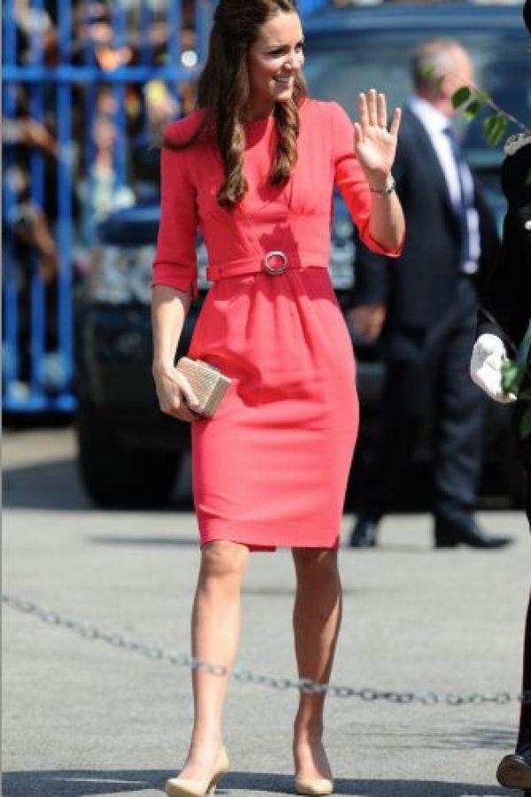 Antes del embarazo Foto:Getty Images. Imagen Por: